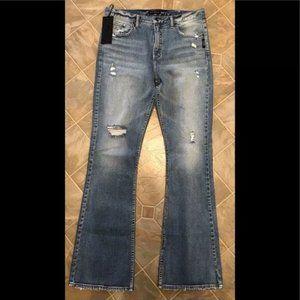 Silver Jeans Frisco Bootcut Jeans W28 L33 BNWT